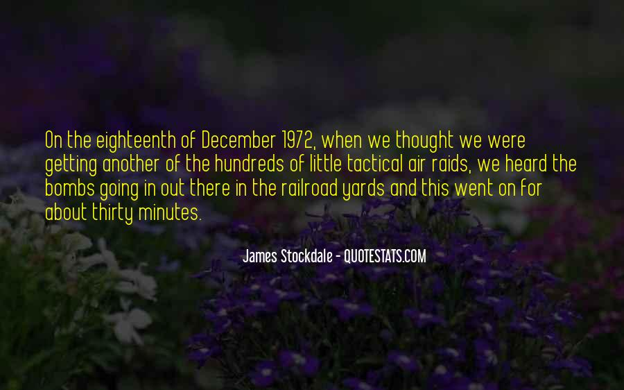 Will Stockdale Quotes #863672