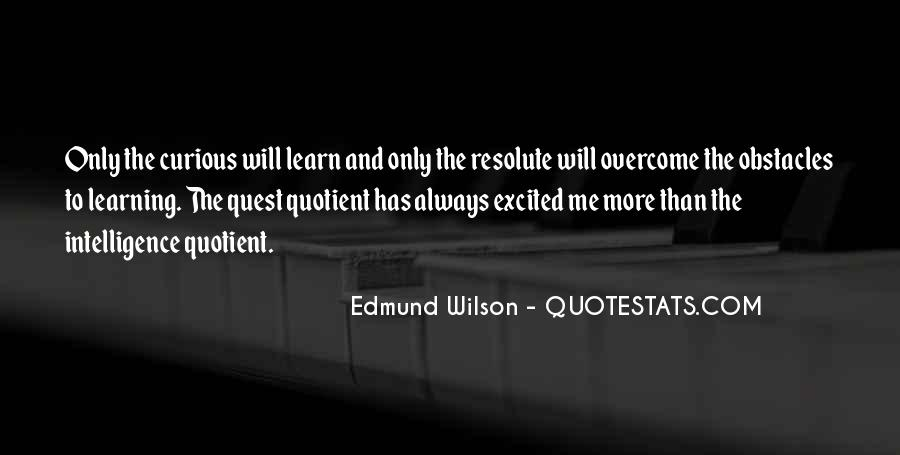 Will To Overcome Quotes #123261