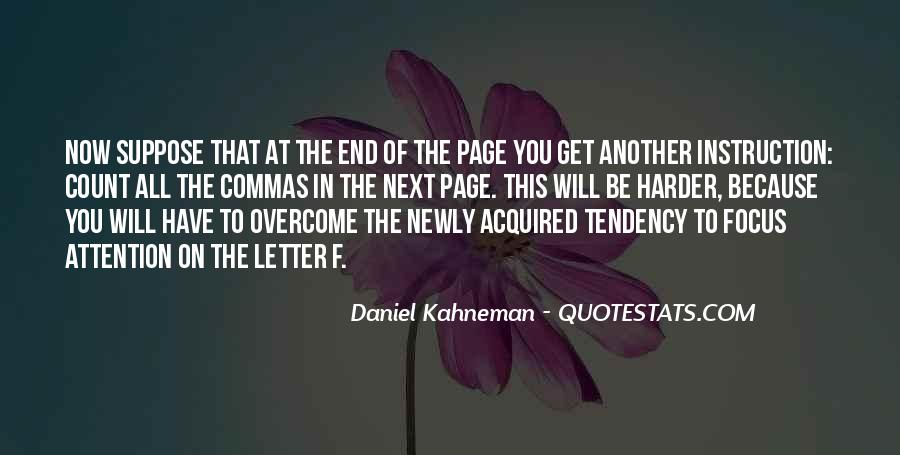 Will To Overcome Quotes #20269