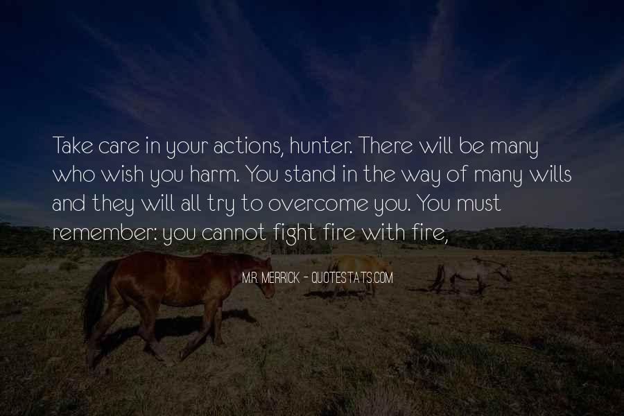 Will To Overcome Quotes #245769