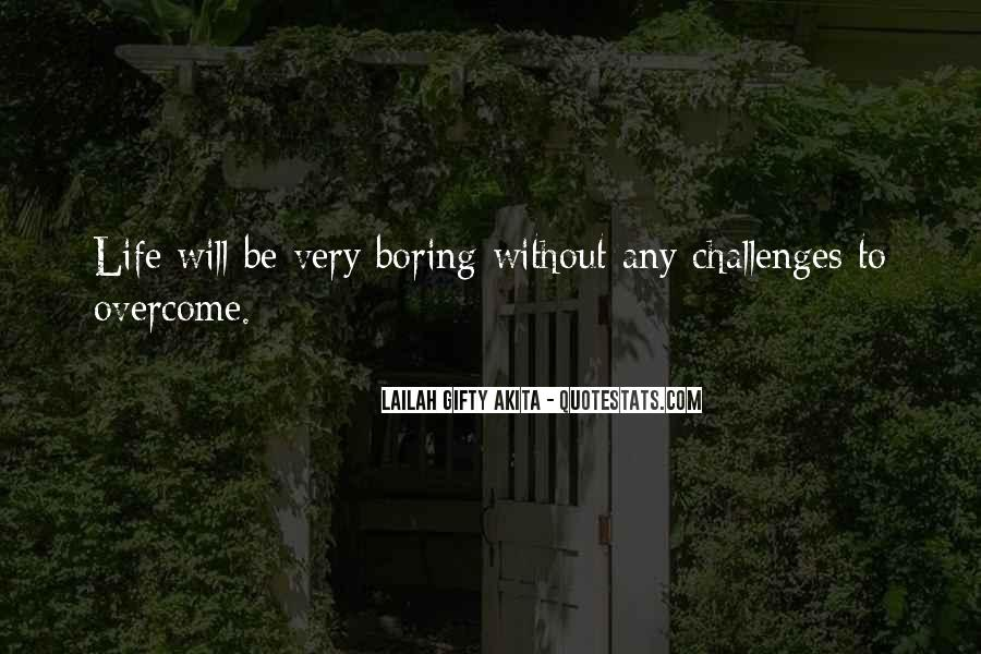 Will To Overcome Quotes #627401