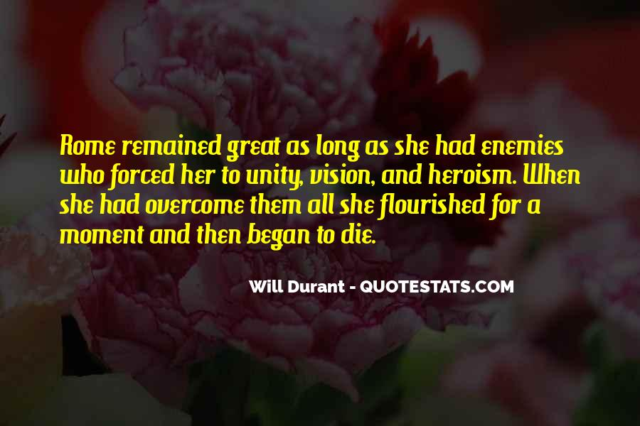 Will To Overcome Quotes #836762