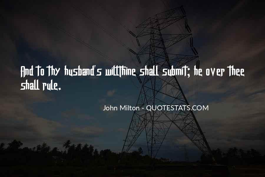 Will To Quotes #3173