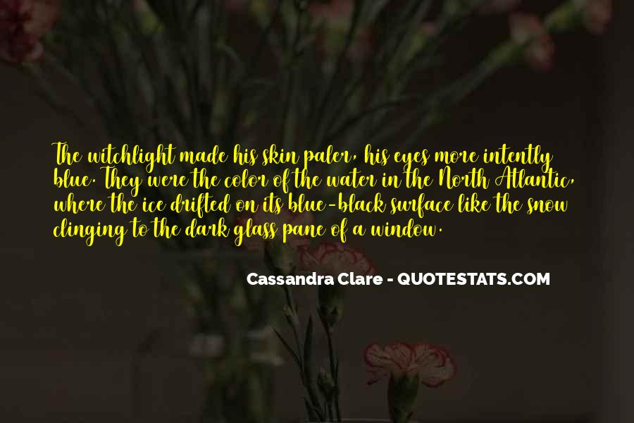 Will To Tessa Quotes #1849273