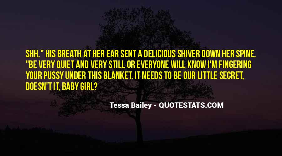 Will To Tessa Quotes #451135