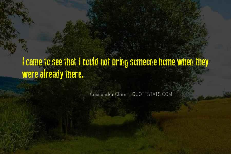 Will To Tessa Quotes #994015
