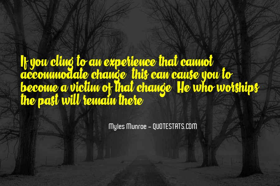 Will You Change Quotes #27490