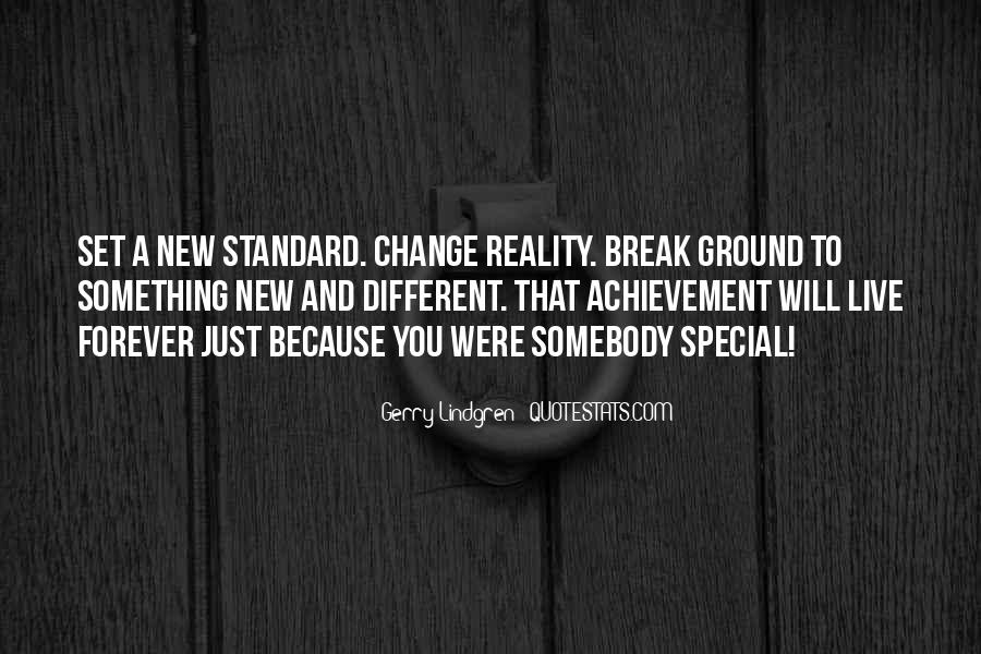 Will You Change Quotes #40671
