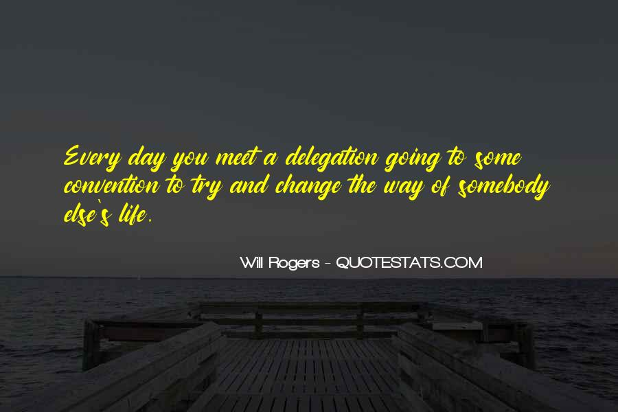 Will You Change Quotes #43224