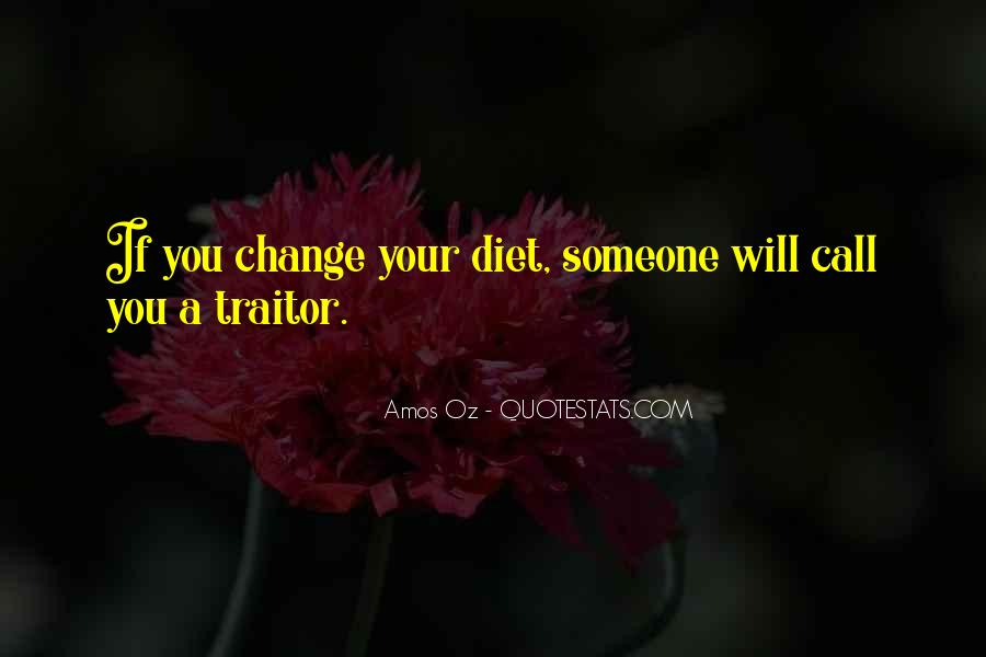 Will You Change Quotes #61278