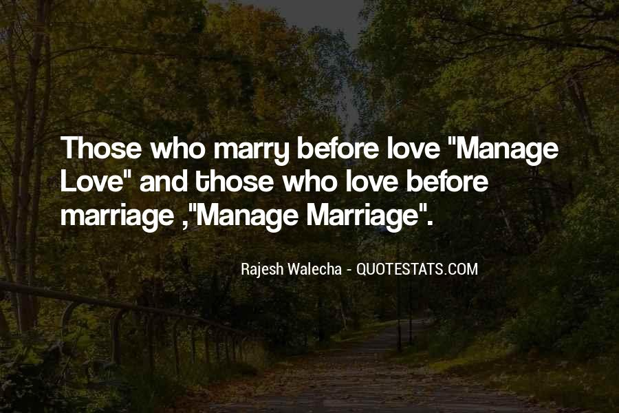 Will You Marry Me Love Quotes #187746