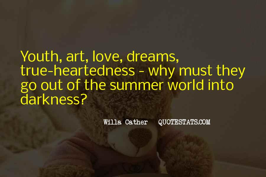 Willa Cather Love Quotes #43110