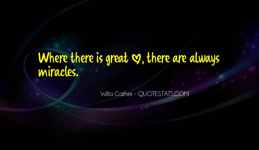 Willa Cather Love Quotes #642288