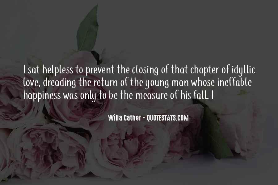 Willa Cather Love Quotes #746787