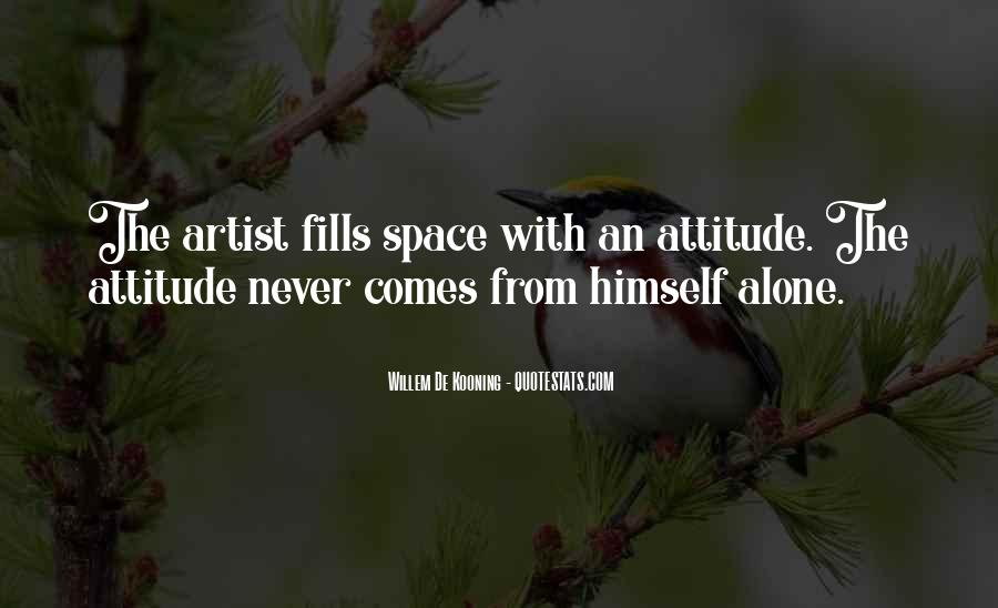 Willem Kooning Quotes #1042646