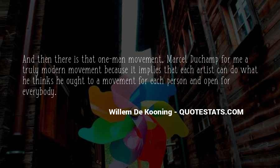 Willem Kooning Quotes #1074070