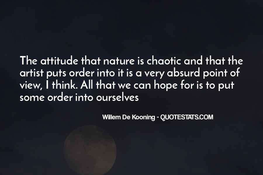 Willem Kooning Quotes #1077754