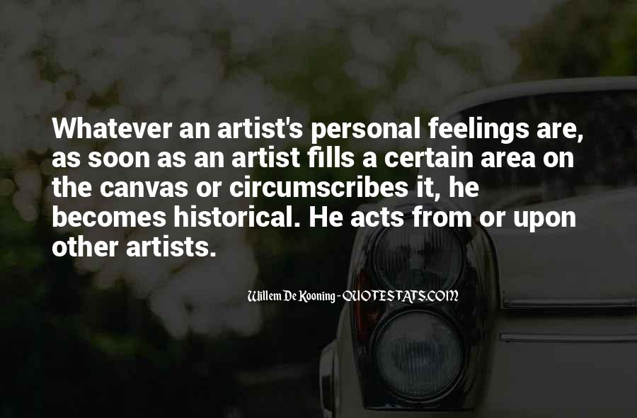 Willem Kooning Quotes #1564230