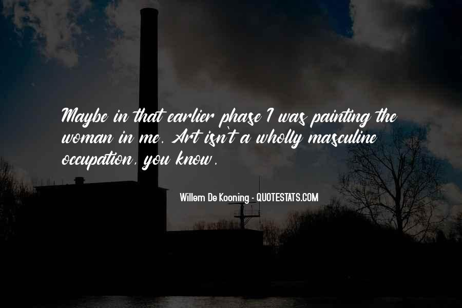 Willem Kooning Quotes #1602706