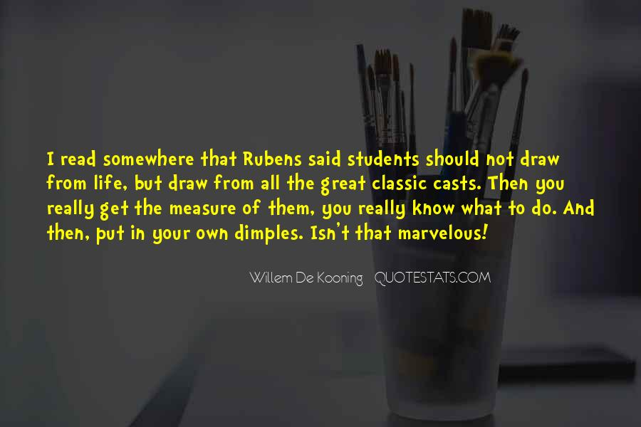Willem Kooning Quotes #1796893