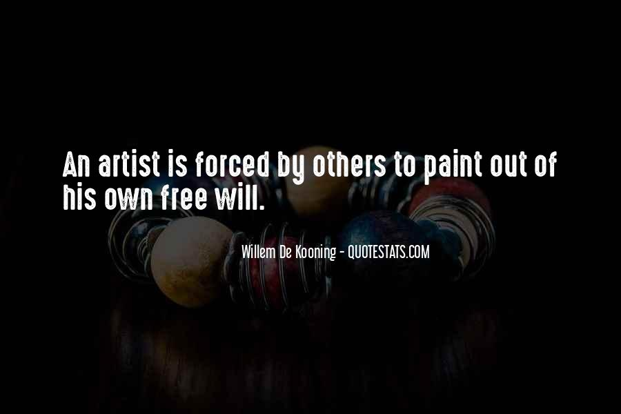 Willem Kooning Quotes #267520