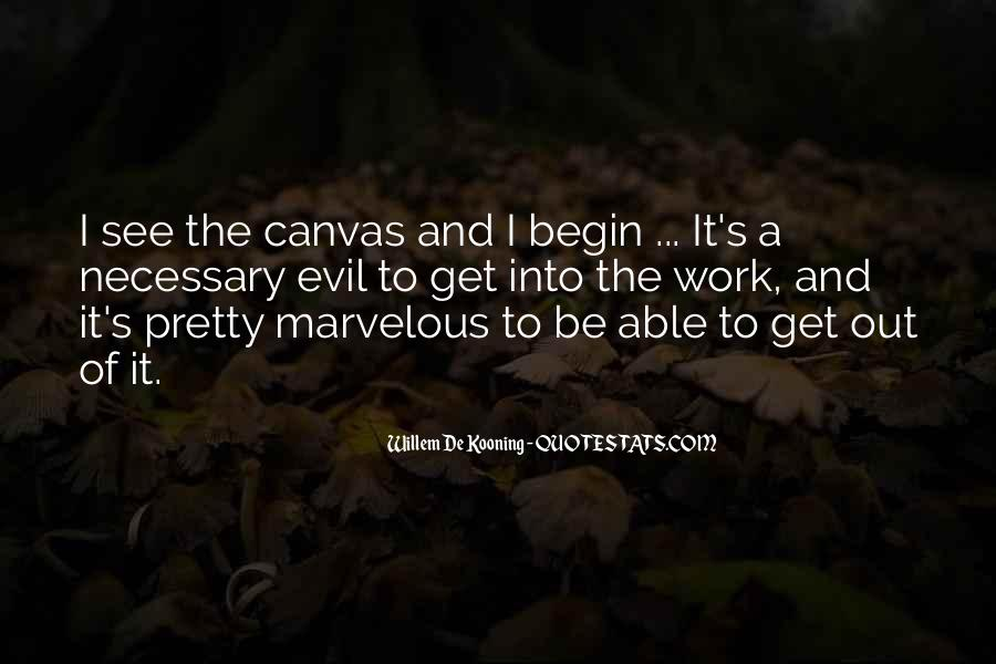 Willem Kooning Quotes #279116