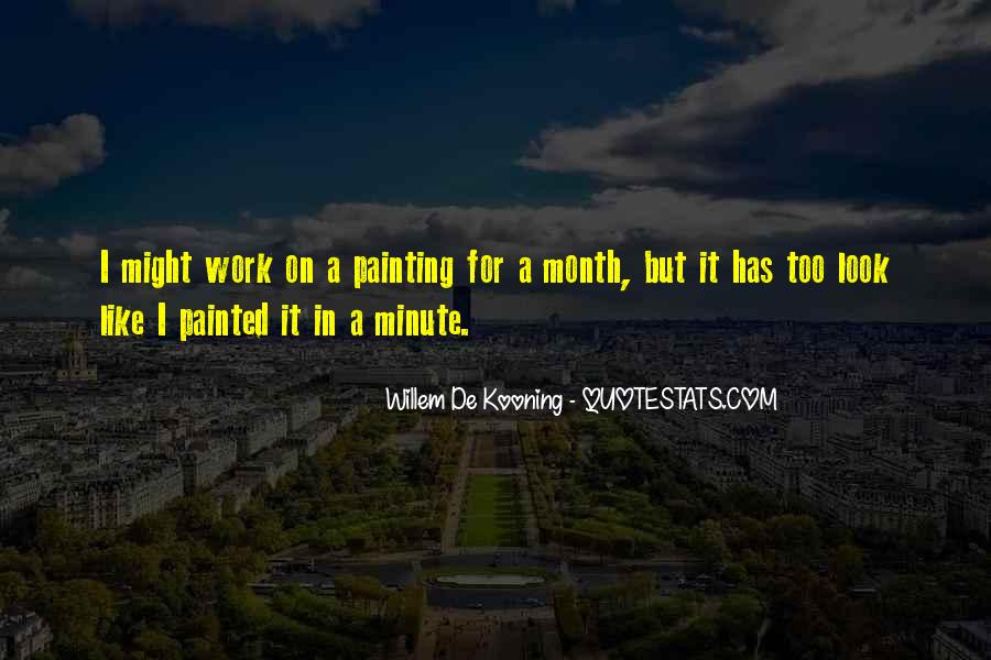 Willem Kooning Quotes #631941