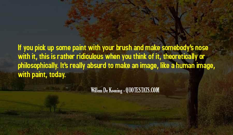 Willem Kooning Quotes #698383