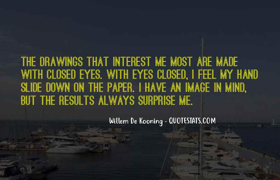 Willem Kooning Quotes #716147