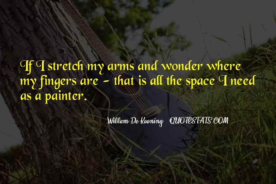 Willem Kooning Quotes #782175