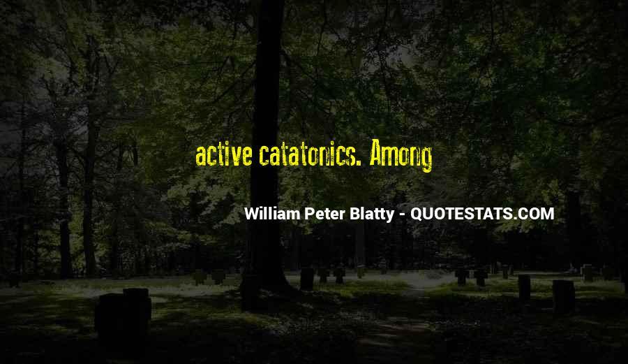 William Blatty Quotes #1063413