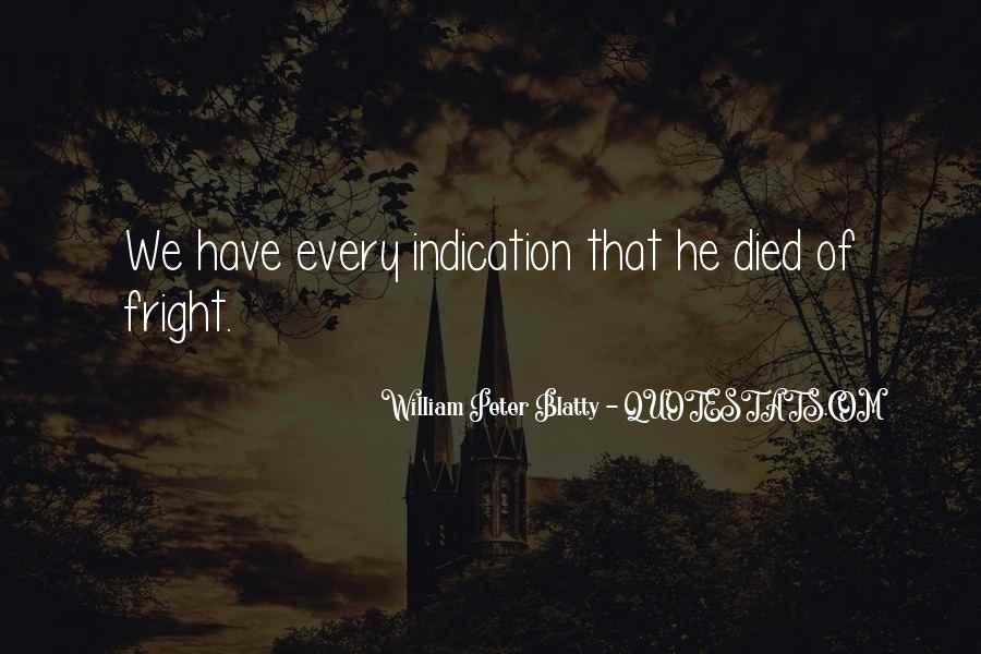 William Blatty Quotes #1135504