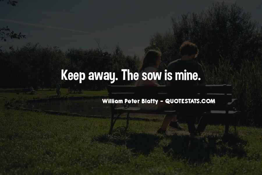 William Blatty Quotes #1400772