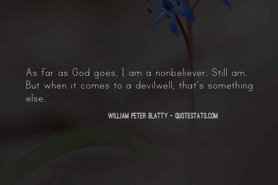 William Blatty Quotes #1556116