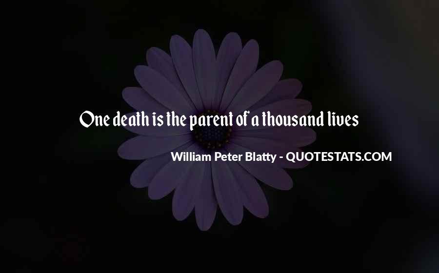 William Blatty Quotes #1717062
