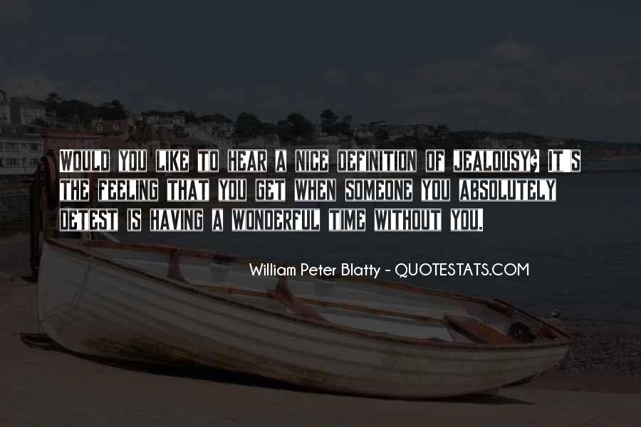 William Blatty Quotes #314380