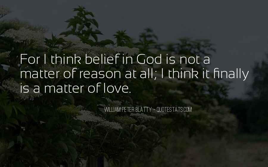 William Blatty Quotes #441470
