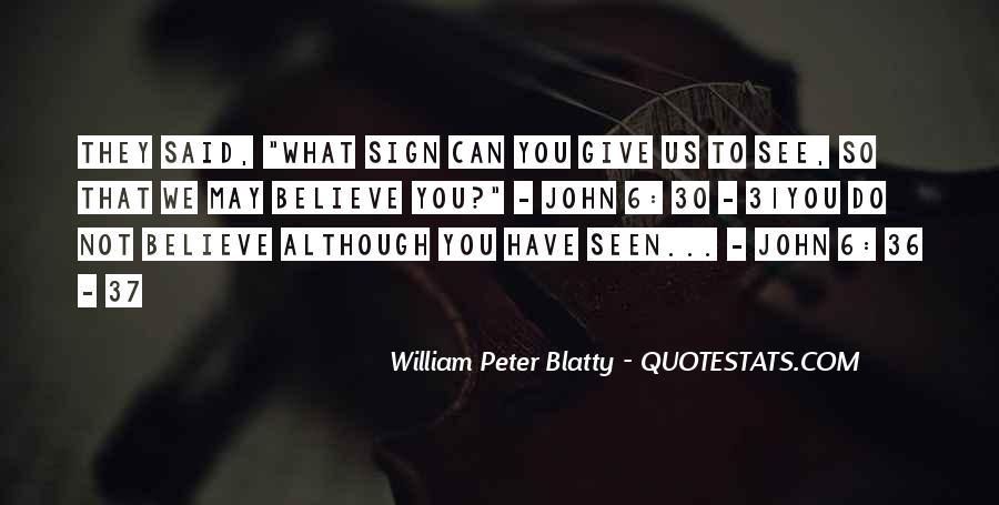 William Blatty Quotes #506282
