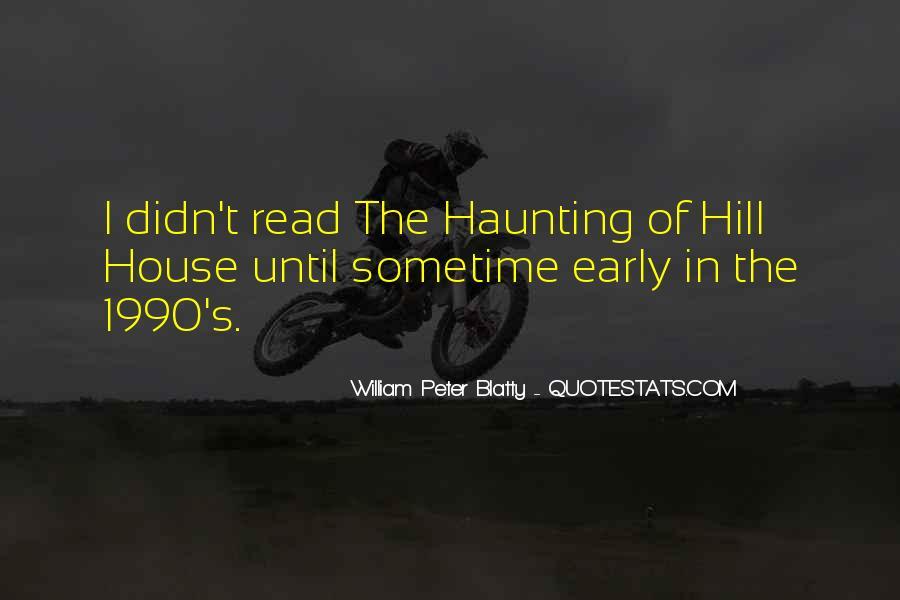 William Blatty Quotes #904131