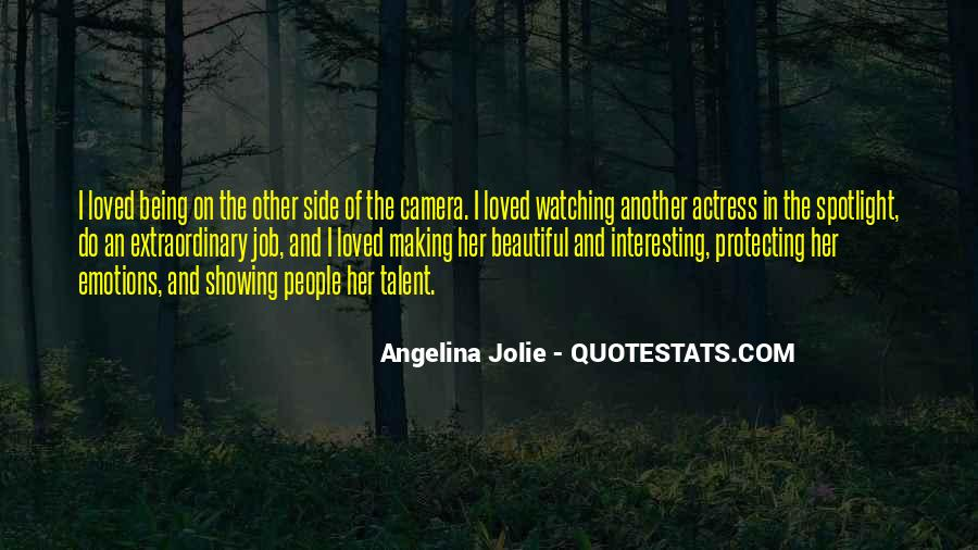 Quotes About Being There For One Another #61068