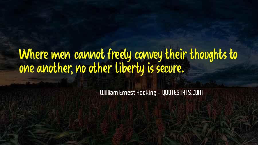 William Ernest Quotes #232961