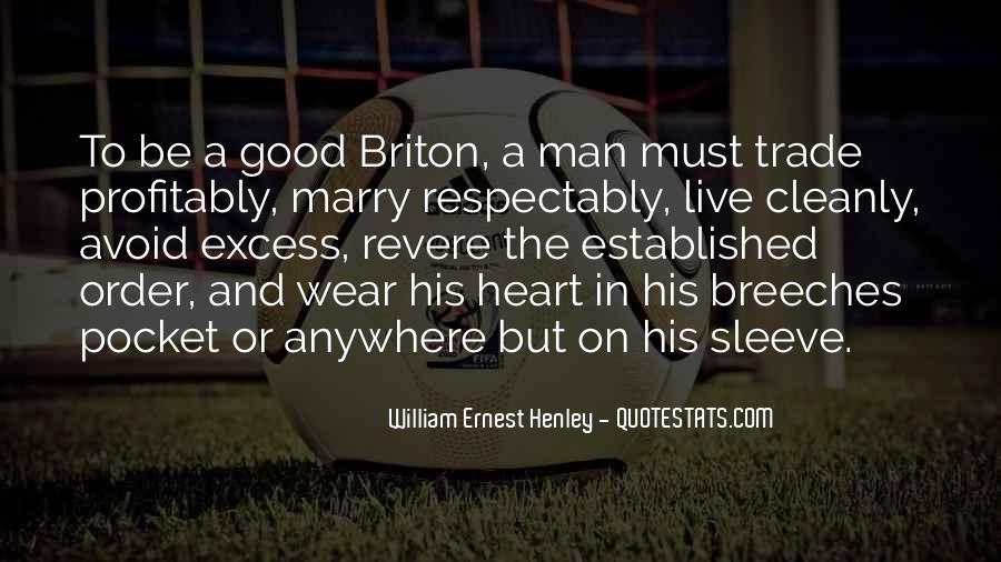William Ernest Quotes #395844