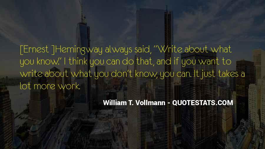 William Ernest Quotes #465993