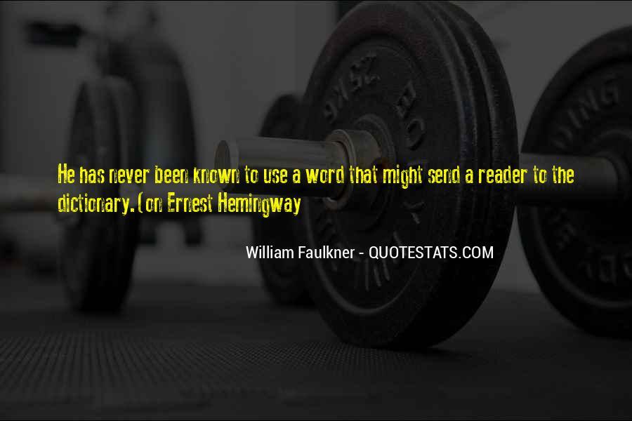 William Ernest Quotes #689683