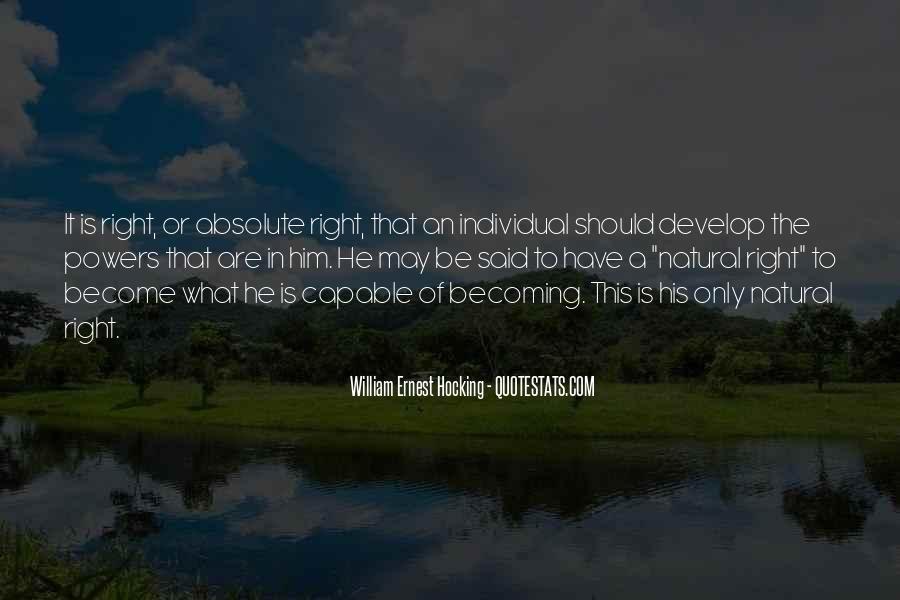 William Ernest Quotes #90914
