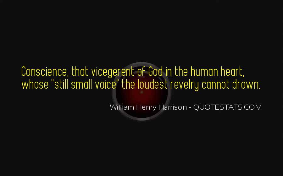 William Harrison Quotes #1292809