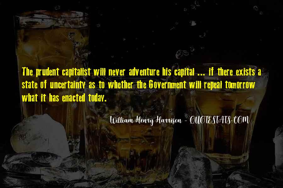 William Harrison Quotes #1386435