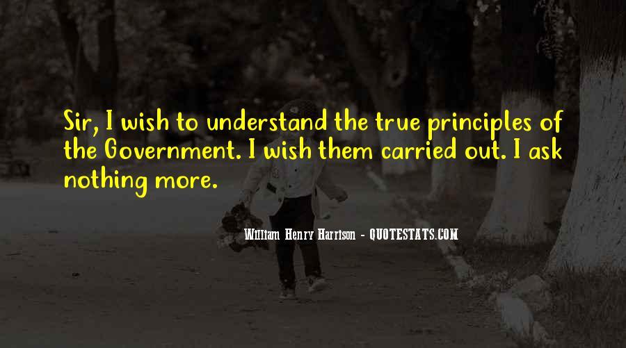 William Harrison Quotes #1452749