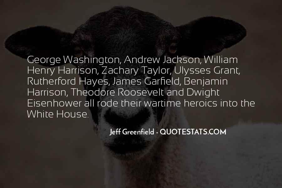 William Harrison Quotes #1468698