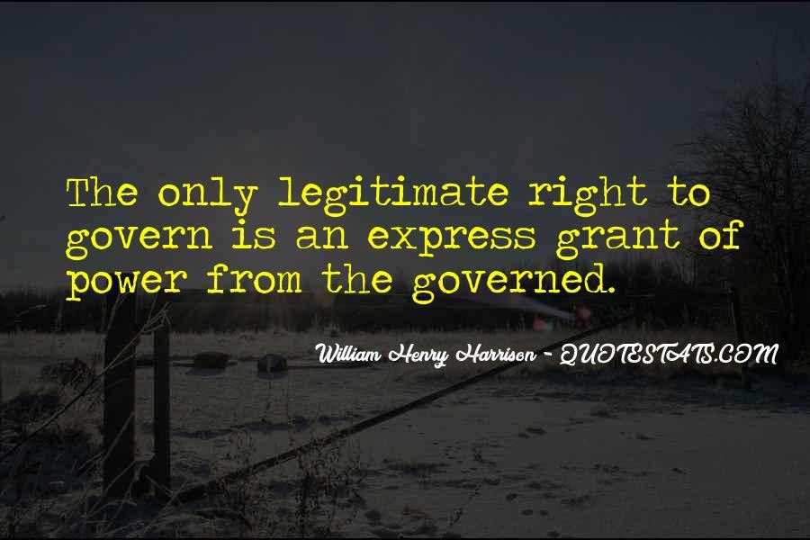 William Harrison Quotes #1708953